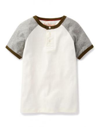 Kidswear: Basic Shirt Unisex