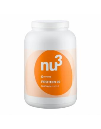 Sports Protein Pulver Schoko by nu3