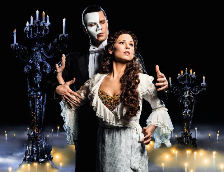 Broadwaystars krönen DAS PHANTOM DER OPER-Jubiläum
