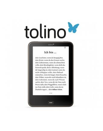 Vision Ebook Reader by Tolino