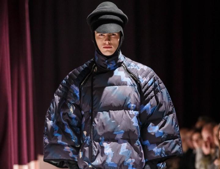 Der Winter wird Voluminös - Henrik Vibskov