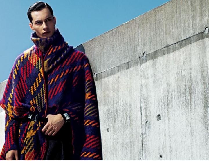 Textile Innovationen bei Issey Miyake