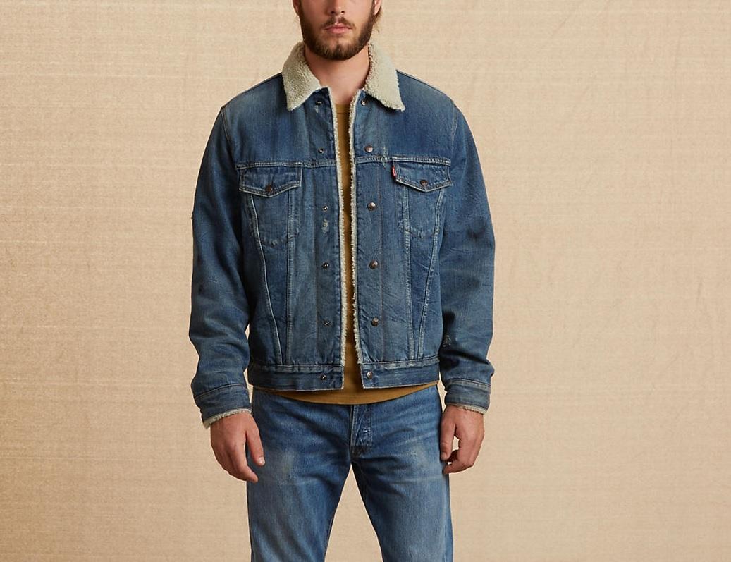 fashion trends 2015 16 die jeansjacke read the trieb. Black Bedroom Furniture Sets. Home Design Ideas