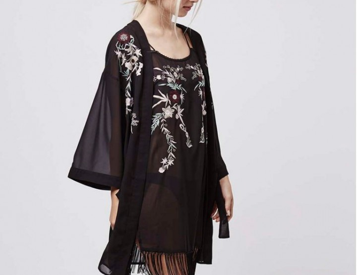 Kimonos – der ultimative Ausdruck von Weiblichkeit und Lässigkeit