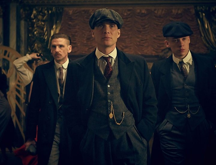 Old School Gangsters...Peaky Blinders