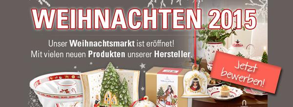 Weihnachtsmarkt bei Porzellantreff