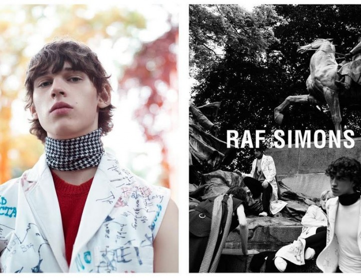 Raf Simons – ein Portrait