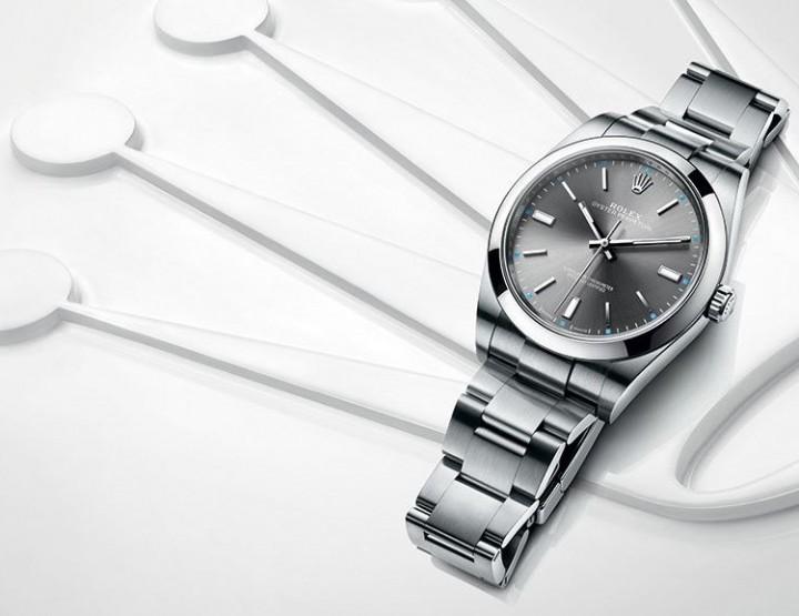 Die Quintessenz: Rolex