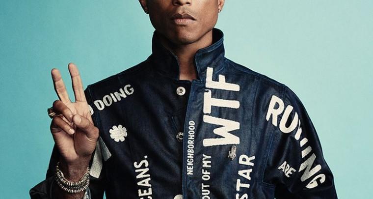 Rettet die Ozeane mit Pharrell und der RAW Oceans Kollektion !