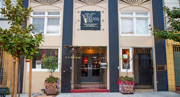 San Francisco - the Old Skool Cafe
