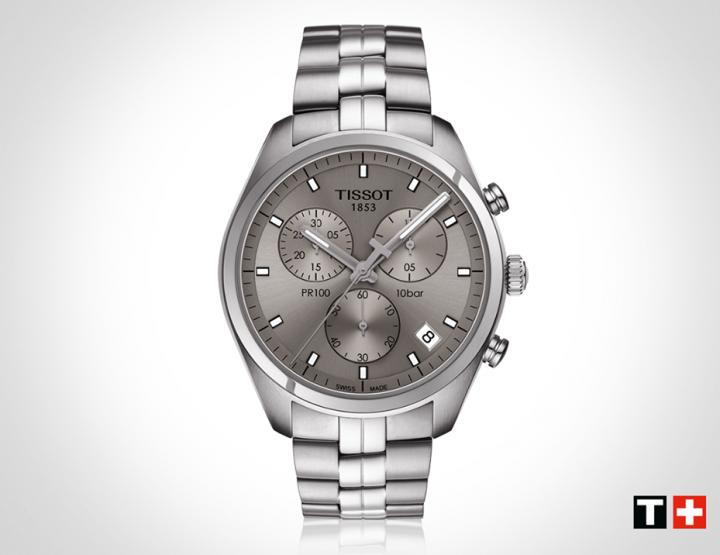 Tissot PR 100 Quartz Chronometer