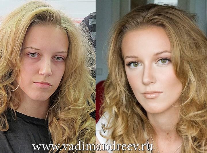 Vadim Andreev - Atemberaubende Transformationen