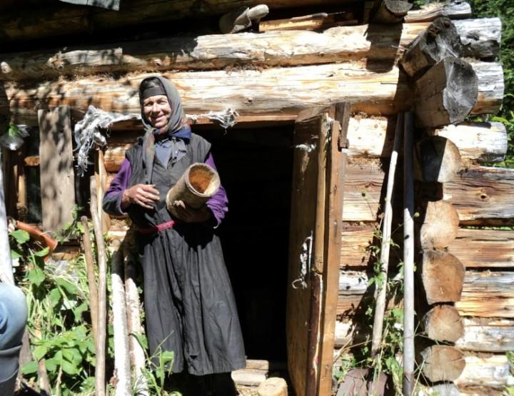 Allein in der Taiga - Lykows Familienmythos