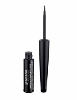 Natural Liquid Eyeliner Black by benecos