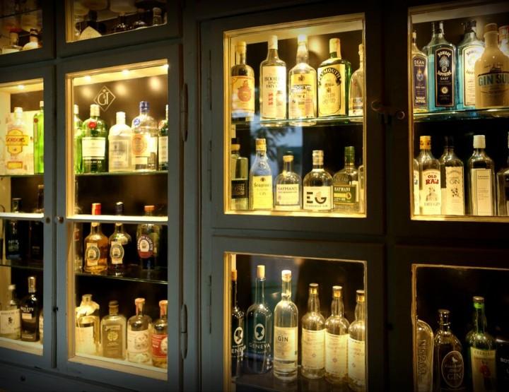 Gin & Tonic Bar Berlin - Ein perfekter Ausklang