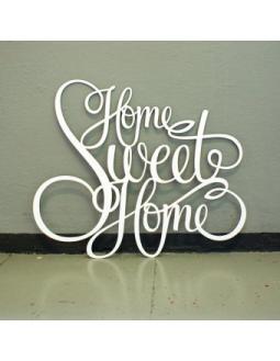 3D-Deko-Schriftzug Home Sweet Home