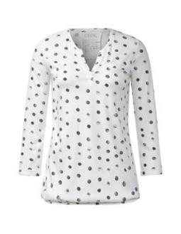 Polkadot vintage blouse