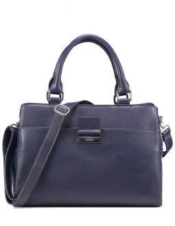 Sexy Umhänge Tasche in blau