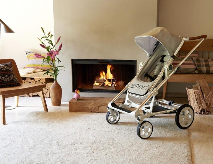 Seed Stroller - Dänisches Design für Babys