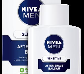 Nivea After Shave Balsam - Bester Primer, den es je gab
