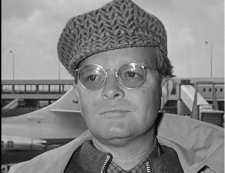 Truman Capotes schwarz-weiße Ball