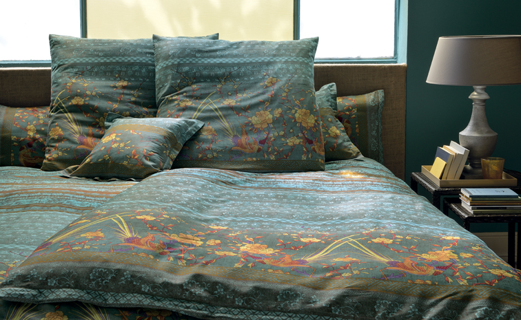 ppig gemusterte bettw sche von bassetti read the trieb. Black Bedroom Furniture Sets. Home Design Ideas
