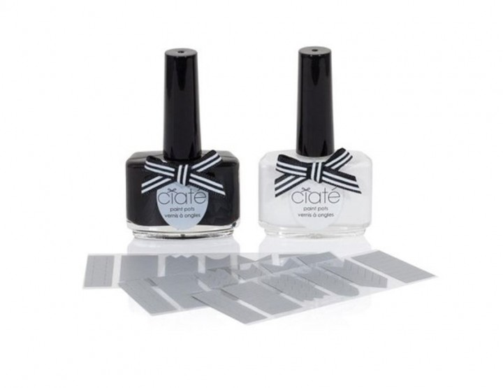 Ciaté London Monochrome Manicure Set