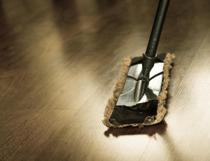 Hausarbeit allein macht nicht schlank