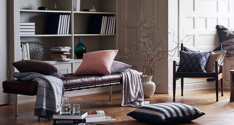 Fashion meets Interior:  Gant Home