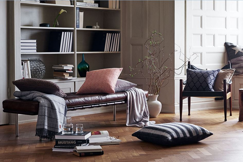 fashion meets interior gant home read the trieb. Black Bedroom Furniture Sets. Home Design Ideas