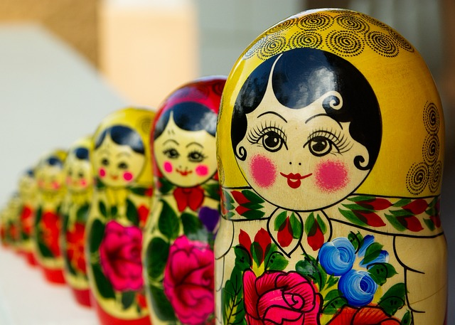 The Matrjoschka – how a doll took Russia and the whole world by storm