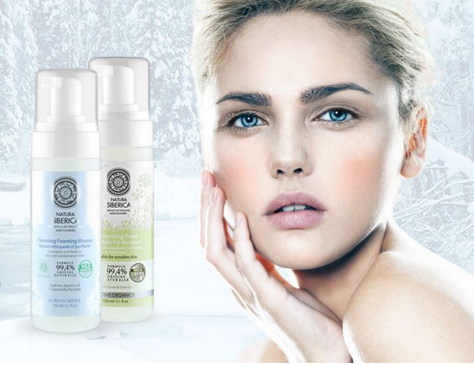 Natura Siberica - beauty made in Russia