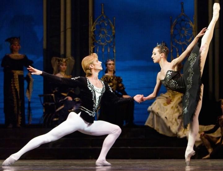Zauberhafte Traumwelten des Balletts