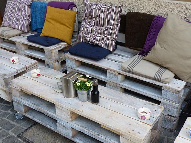 DIY-Möbel aus Paletten