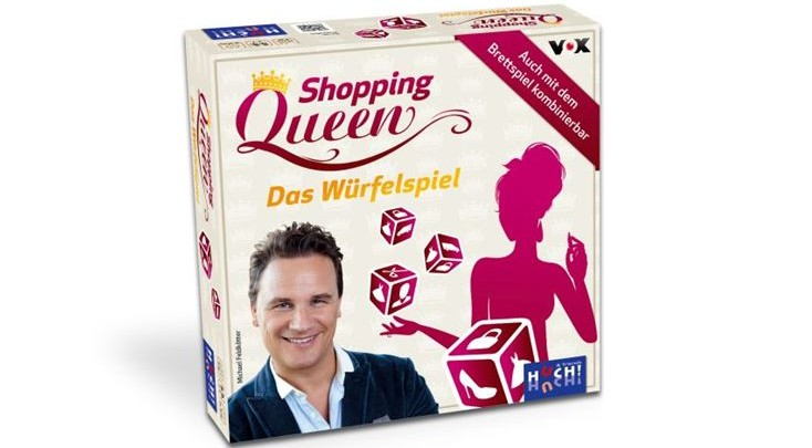 HUCH launches new games inspired by Shopping Queen!