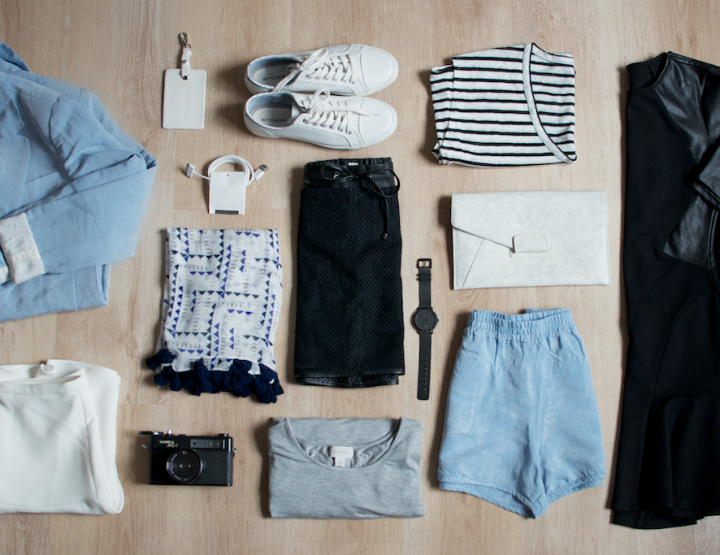 Kapsli riidekapid - minimalism kapis