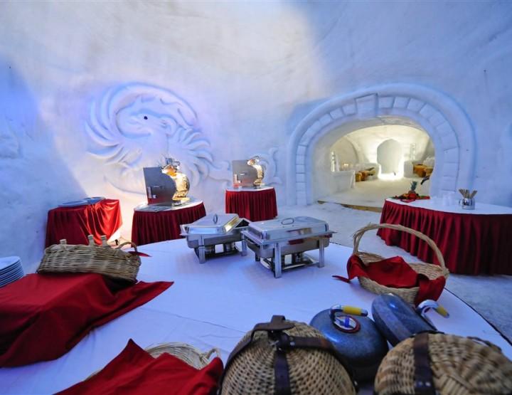 Iglu-Hotels - Erlebnisreisen in der Schweiz