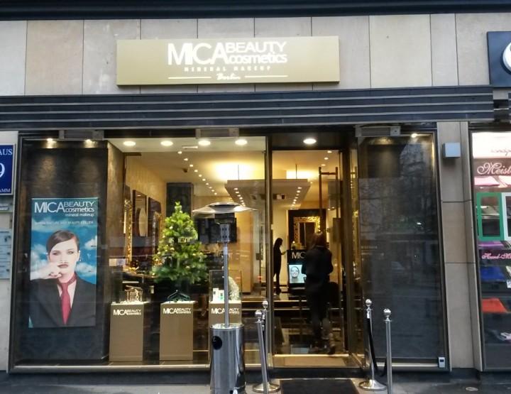 MICA Beauty Cosmetics Mineral Make Up Berlin