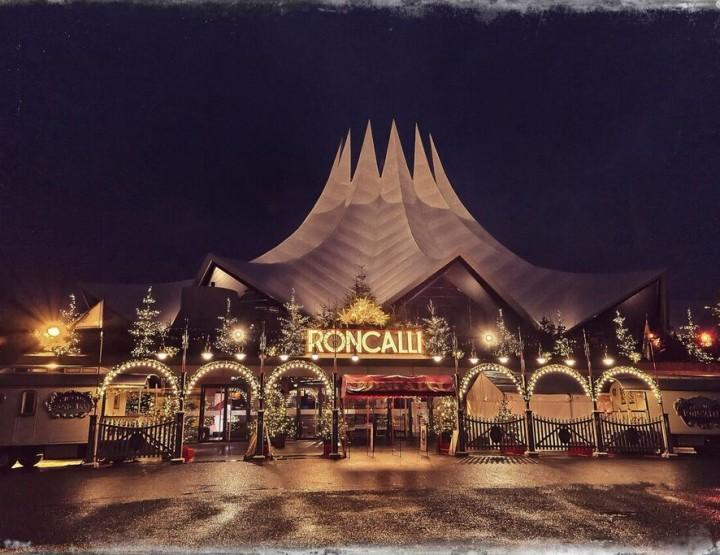 Roncalli Weihnachtszirkus