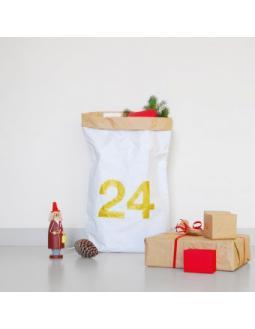 Aufbewahrungs-Paper-Bag aus Stoff
