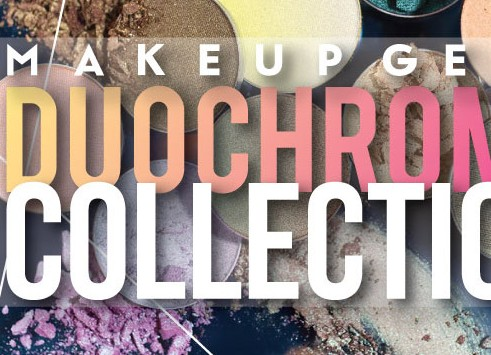 New: Makeup Geek Duochrome Collection