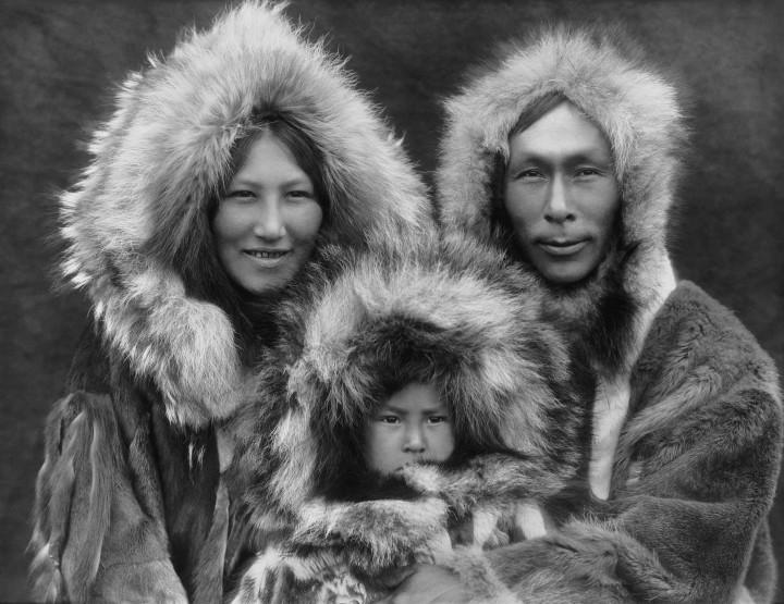 Die mutigen Jäger Grönlands