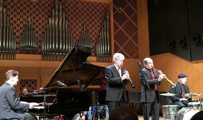 Ein grandioses Jazzkonzert!