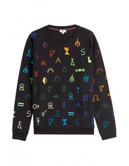 New Fashion: Sweatshirt by Kenzo