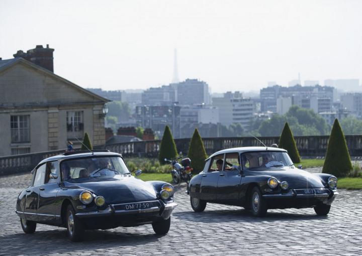 Citroën La Déesse wird 60