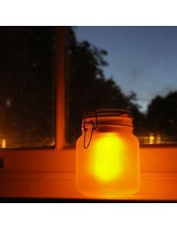 Dekor Idee: Sun Jar Glas