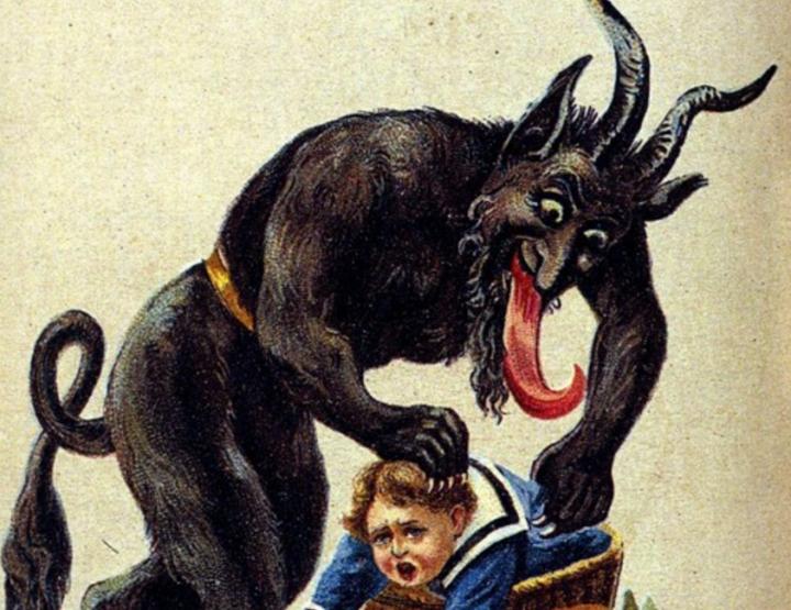 Das Weihnachtsmonster von Nebenan