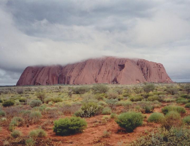 Uluru - Ayers Rock, der heilige Berg