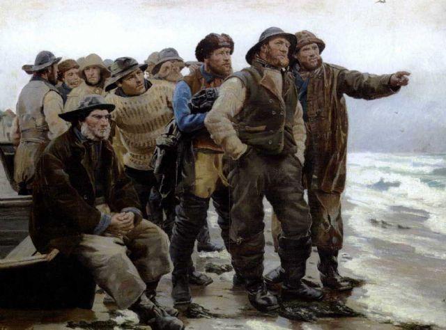 Das Künstlerdorf der Skagenmaler