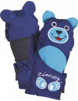 Kinder-Handschuhe Teddy by Ziener